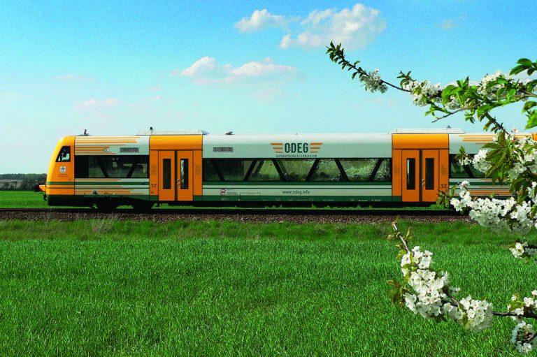 RE2 ODEG (Foto: ODEG – Ostdeutsche Eisenbahn GmbH)