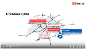 Dresdner Bahn Video