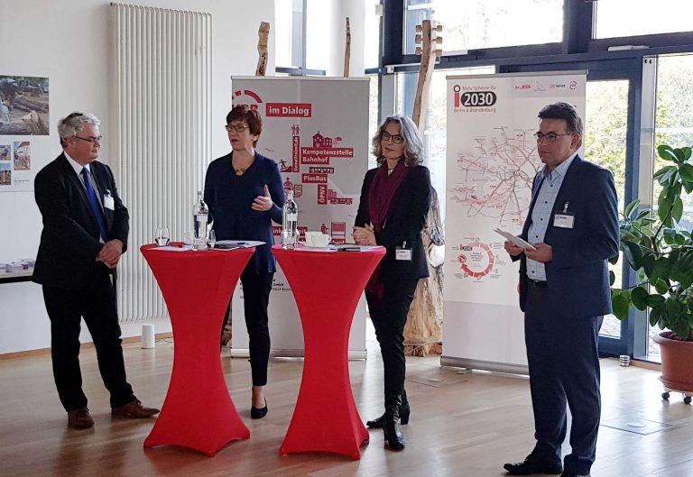 VBB im Dialog 2019 - Region Lausitz in Forst