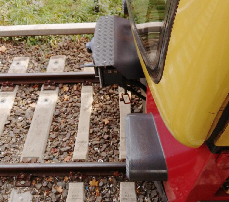S-Bahn Halt in Bernau (Foto: VBB)