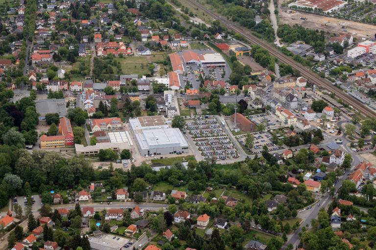 Falkensee, beliebter Wohnsitz - wachsende Pendlerzahlen