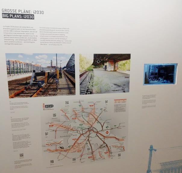 i2030 Ausstellungsbeitrag, Foto: VBB