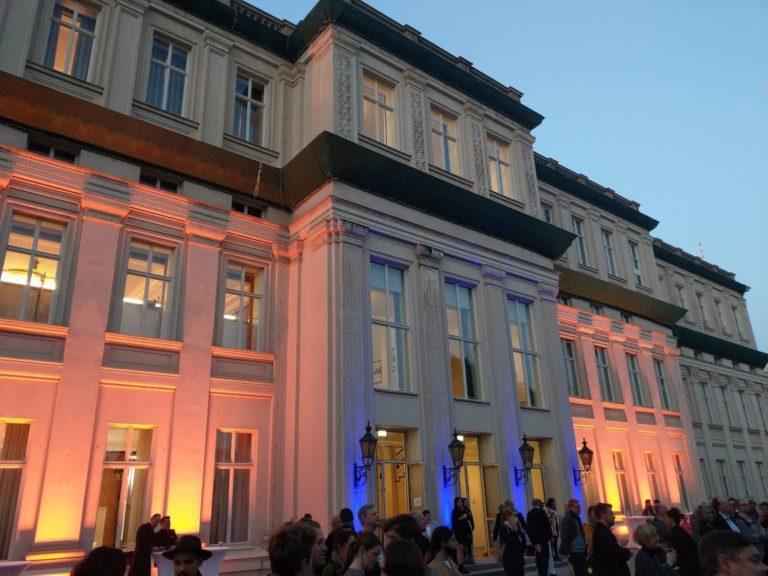 Ausstellungsort Kronprinzenpalais Unter den Linden, Foto: VBB