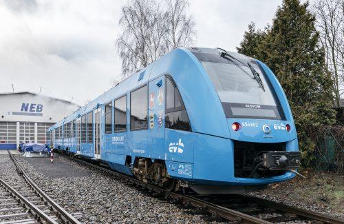 Alstom Coradia iLint, Foto René Frampe