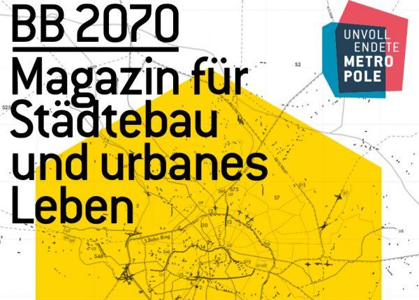 BB 2070 – Magazin für Städtebau und urbanes Leben
