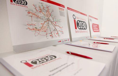Unterzeichnung Planungsvereinbarung Heidekrautbahn