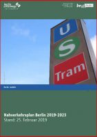 Nahverkehrsplan Berlin (NVP) 2019-2023
