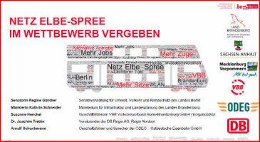 SPNV-Vergabe: Netz Elbe-Spree