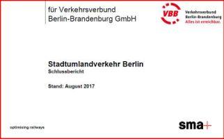 ÖPNV-Konzept 2030: Stadtumlandverkehr Berlin